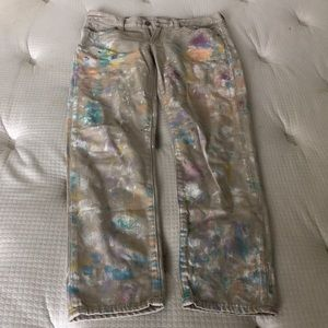 Women CUSTOM Polo Astro Slim Boyfriend jeans 25